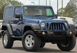 Jeep Wrangler Sport JK MY2010