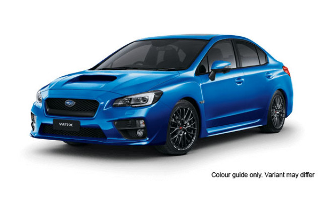 Subaru WRX S-Edition V1