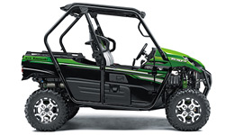 2017 Teryx LE Highly Stable, Sporty Chassis Design