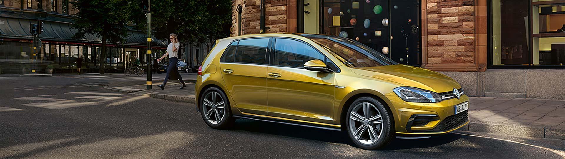 New Golf has arrived at Hunter Volkswagen Maitland