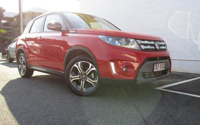 Suzuki Vitara GLX Diesel LY