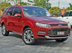 Ford Territory Titanium Seq Sport Shift RWD SZ