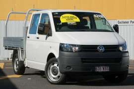 Volkswagen Transporter Dual Cab Chassis LWB T5