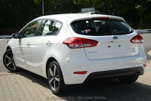 2017 MY18 Kia Cerato Hatch YD Sport Hatchback