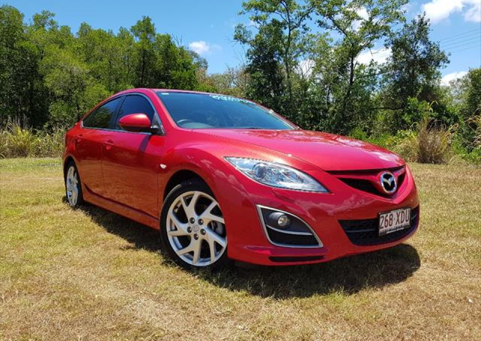 2010 Mazda 6 GH1052  Luxury Luxury Sports Hatchback
