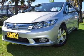 Honda Civic Hybrid 9th Gen
