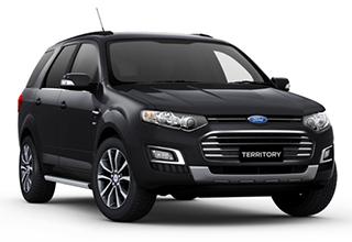 New Ford Territory MKII