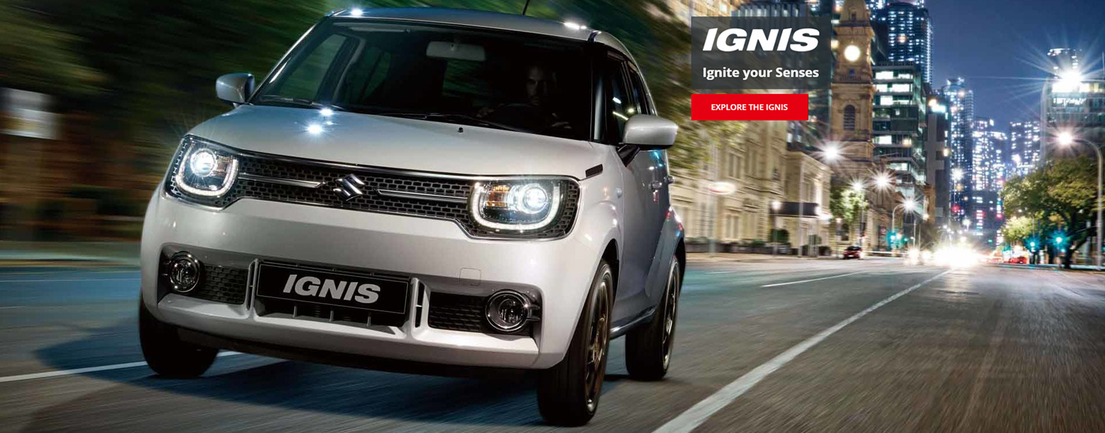 Explore the new Suzuki Ignis and ignite your senses at Nundah Suzuki Brisbane.