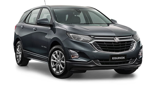 2017 MY18 Holden Equinox EQ LS Plus 2wd
