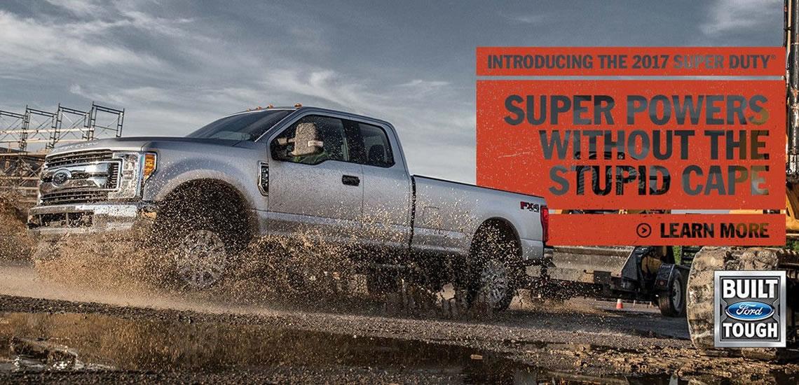 Ford Super Duty | South Coast Prestige
