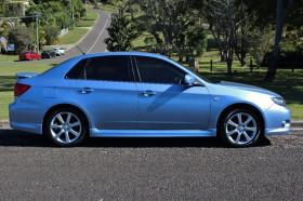 2010 Subaru Impreza G3  RS Sedan