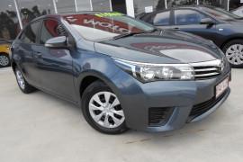 2014 Toyota Corolla ZRE172R Ascent Sedan
