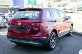 2016 MY Volkswagen Tiguan 5N Comfortline Wagon