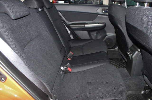 2015 Subaru XV G4-X 2.0i-L Wagon