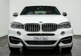 2015 BMW X6 F16 M50d Coupe Steptronic Wagon