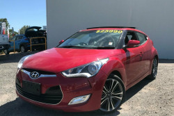 2016 Hyundai Veloster FS5 Series 2 MY16 Coupe