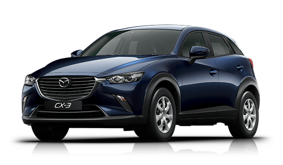 New Mazda Cx 3 For Sale In Newstead Eagers Mazda