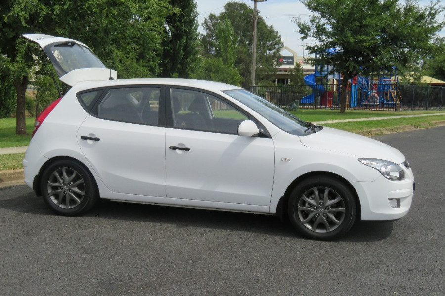 2012 MY11 Hyundai I30 FD  Trophy Hatchback