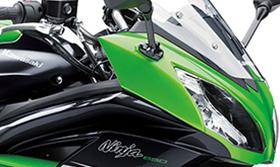 2016 Ninja 650L ABS AGGRESSIVE - Ninja Styling