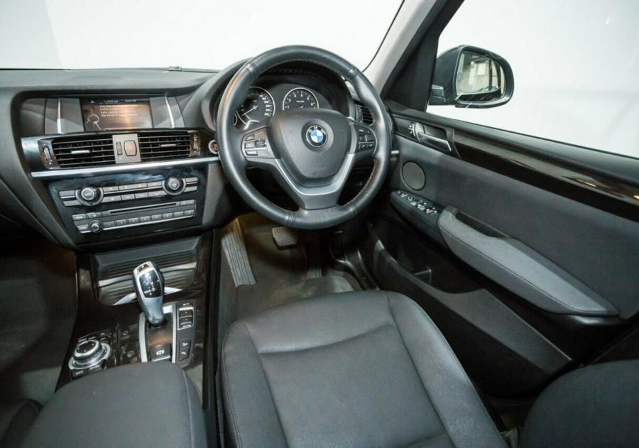 2014 BMW X3 F25 LCI MY0414 xDrive20i Steptronic Wagon