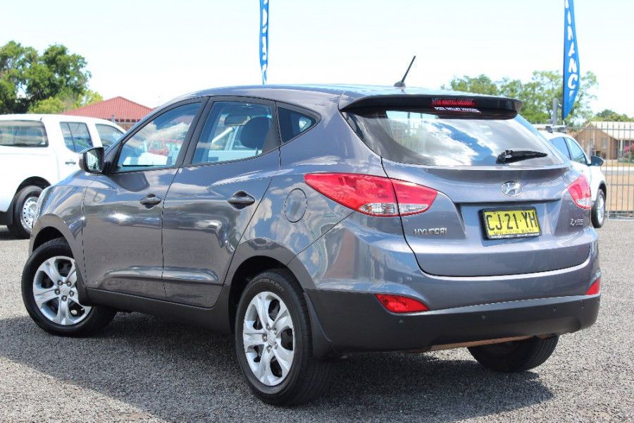 2011 MY12 Hyundai ix35 LM  Active Wagon
