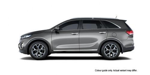 2016 MY17 Kia Sorento UM SLi Wagon