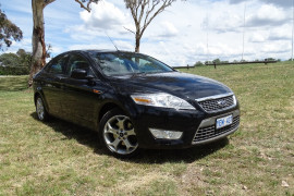 Ford Mondeo TDCi MA