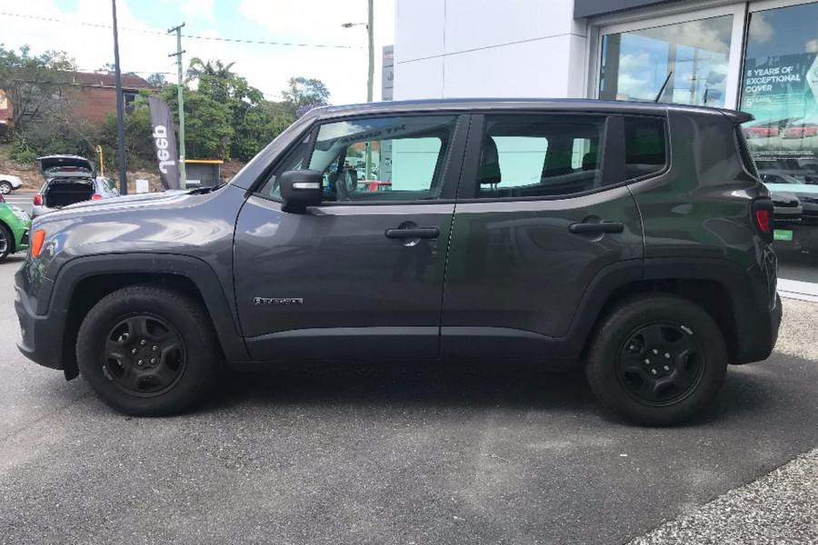 2017 Jeep Renegade BU Sport Wagon