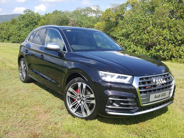 Audi Sq5 FY