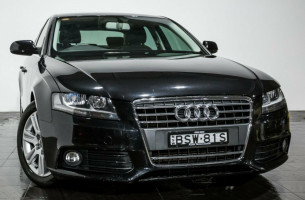 Audi A4 B8 8K MY10