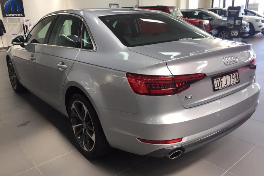 2015 MY16 Audi A4 Sedan B9 2.0 TFSI Sport Sedan