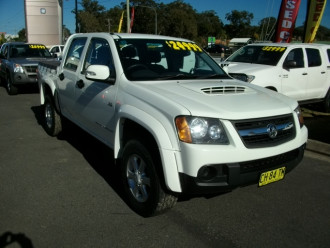 Holden Colorado LX-R RC Turbo