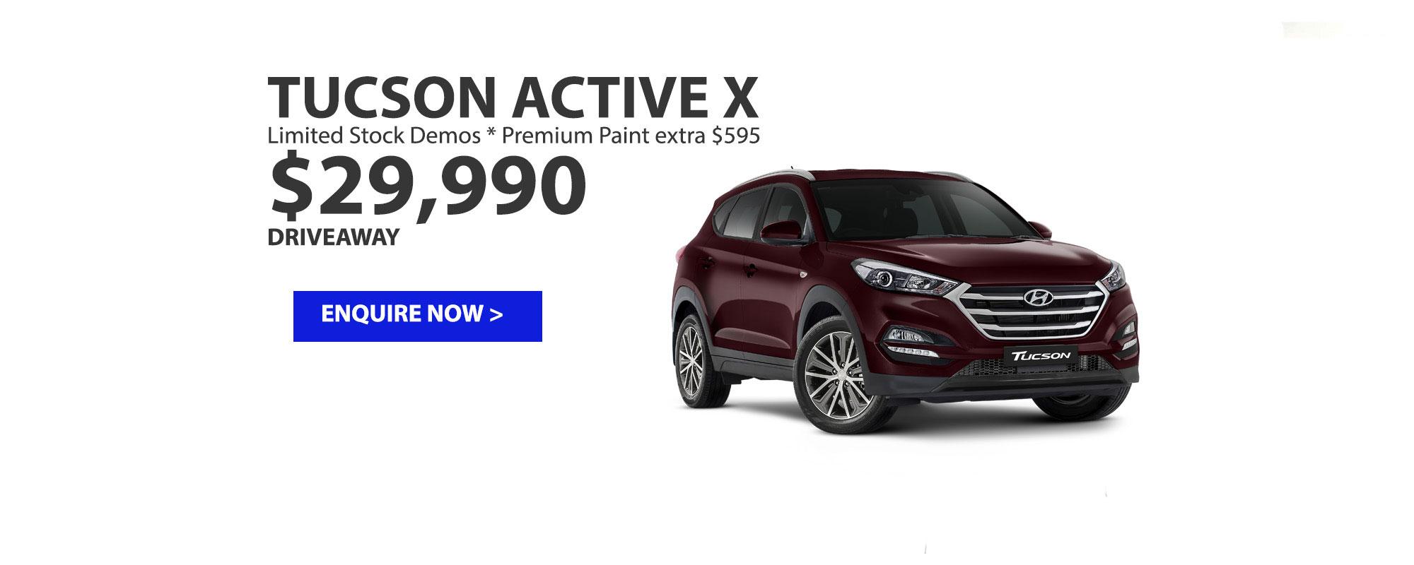 Vehicle tucson brown price