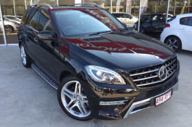 Mercedes-Benz Ml350 BlueTEC W166