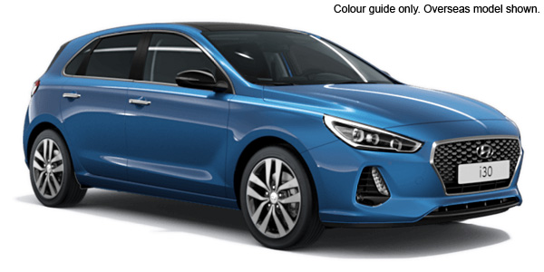 2017 hyundai i30 sr for sale in cairns trinity auto group. Black Bedroom Furniture Sets. Home Design Ideas