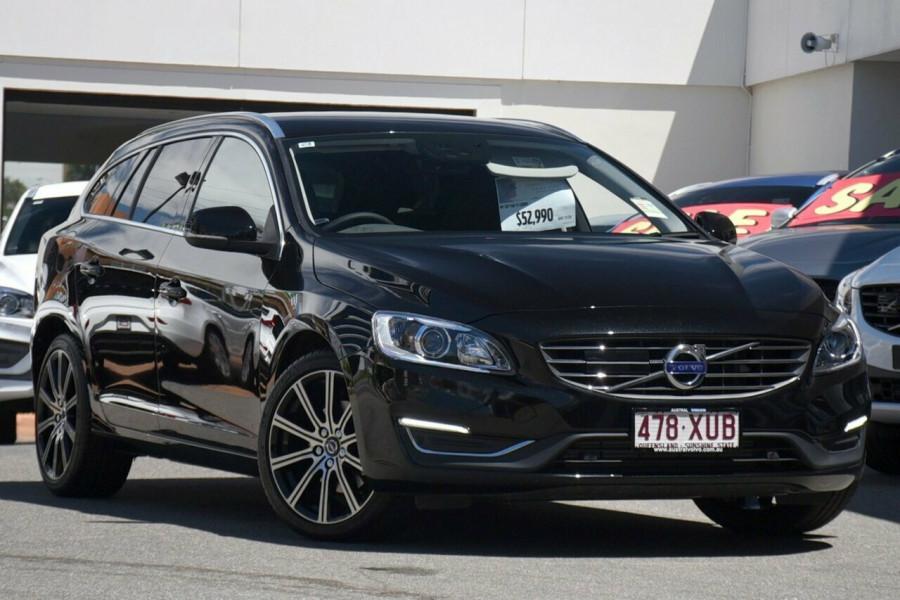 2016 MY17 Volvo V60 F Series T5 Luxury Wagon