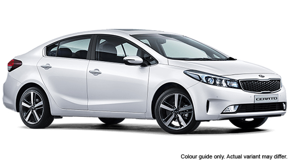 DEAL OF THE WEEK: Kia Cerato S with AV Sedan
