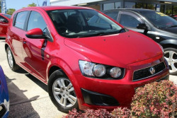 Holden Barina CD TM MY13