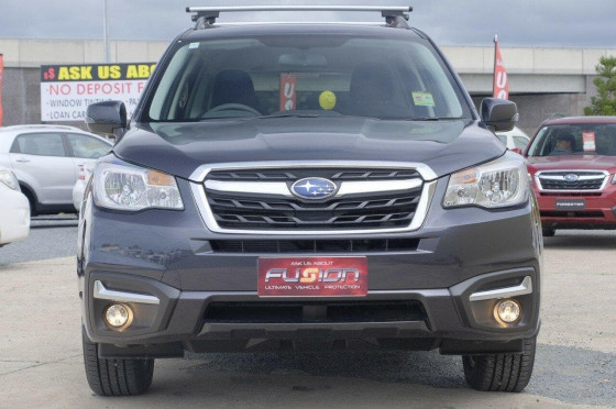2017 Subaru Forester S4 Touring Wagon Special Edition Wagon