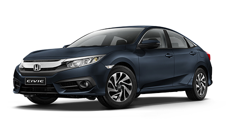 2017 Honda Civic Sedan 10th Gen VTi-S Sedan