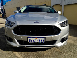 2015 Ford Mondeo MD Titanium Hatch Hatchback