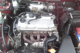 2003 Mitsubishi Lancer CH Sedan