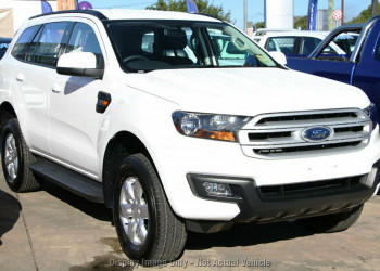Ford Everest Ambiente 4WD UA MY18