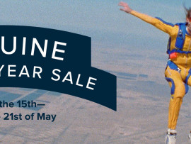 Genuine Once A Year Sale