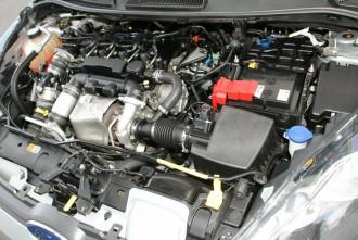 2010 Ford Fiesta WT LX Hatchback
