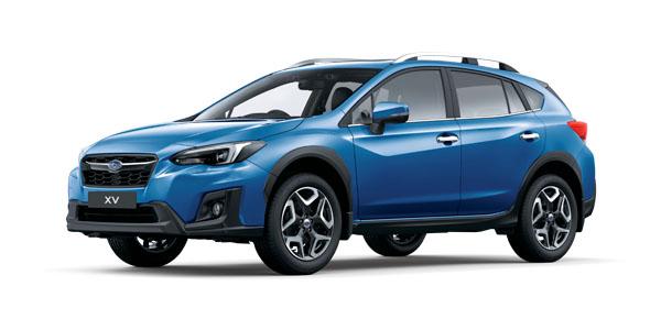 2017 MY18 Subaru XV G5-X 2.0i-S Wagon