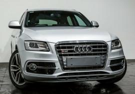 Audi SQ5 TDI Tiptronic Quattro 8R MY14