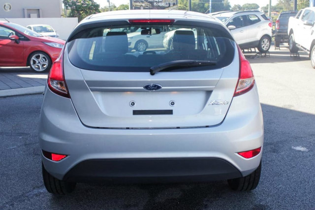 2017 MY15 Ford Fiesta WZ Ambiente Hatchback