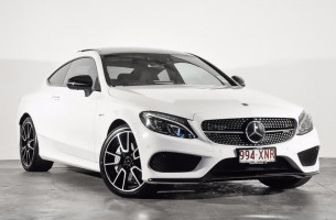 Mercedes-Benz C43 AMG C205