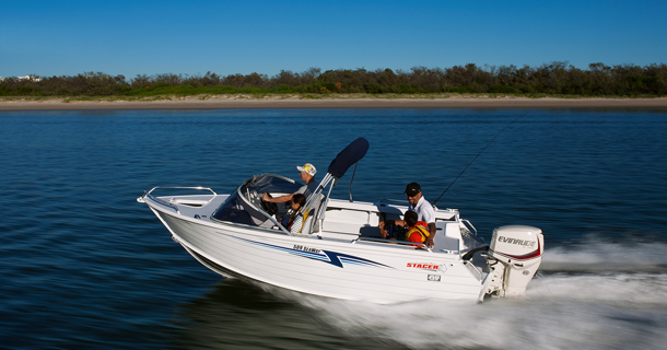 New Stacer 509 Seaway